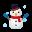 :snowman: